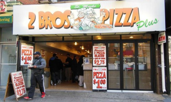 The Marlborough Law Files Class Action Lawsuit Against $1 Slice 2 Bros Pizza Chain